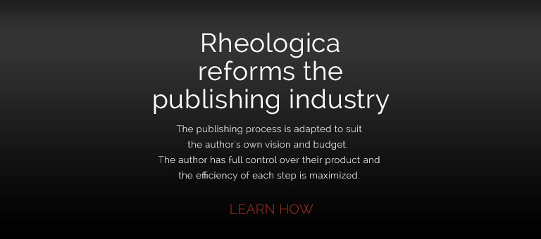 Rhologica Publishing reforms publishing